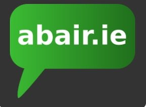 abair Irish language learning resources