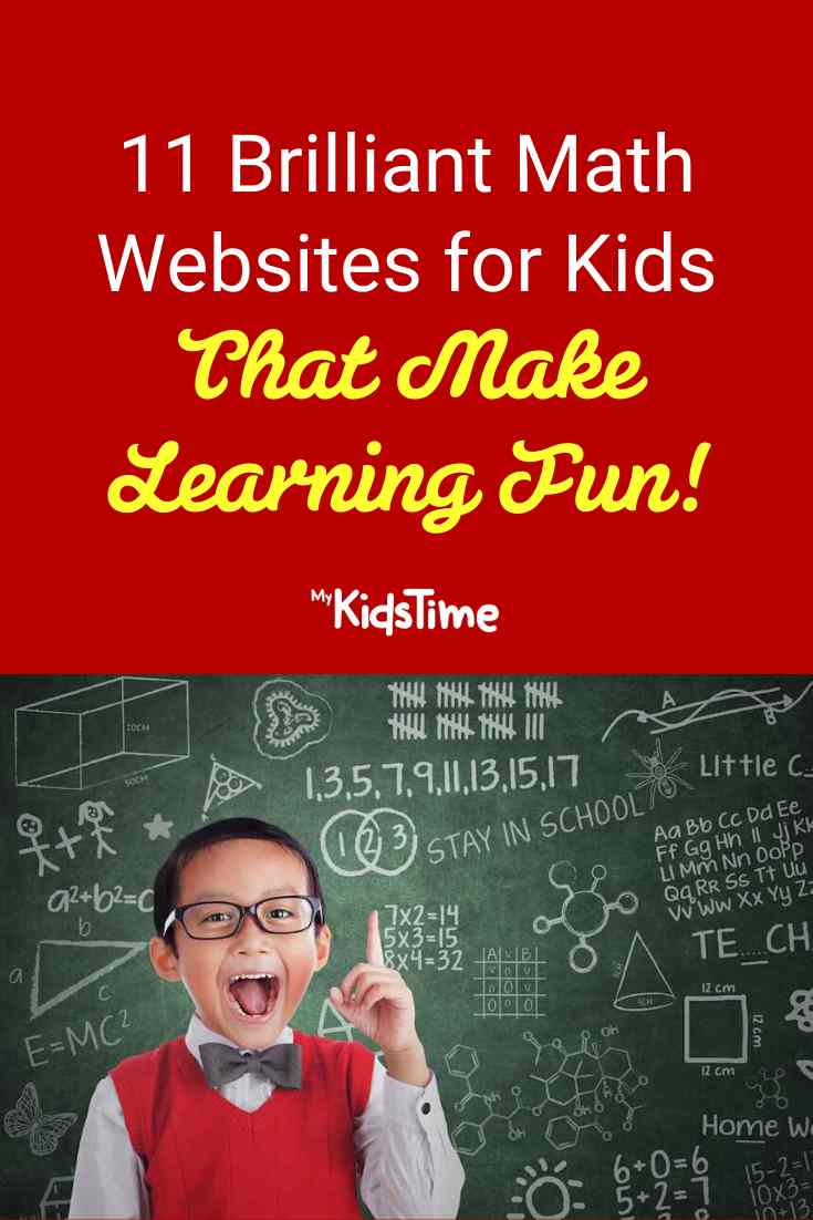 11 Brilliant Math Websites for Kids That Make Learning Fun - Mykidstime