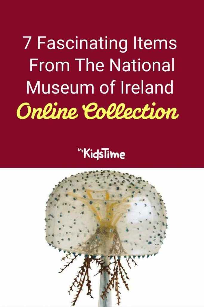 7 Fascinating Items From The National Museum of Ireland Online Collection