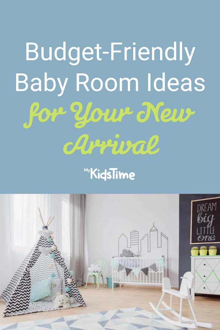 Budget-Friendly Baby Room Ideas for Your New Arrival - Mykidstime