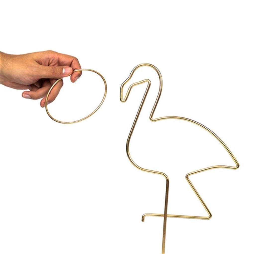 Flamingo Ring Garden Games from Happy Puzzle