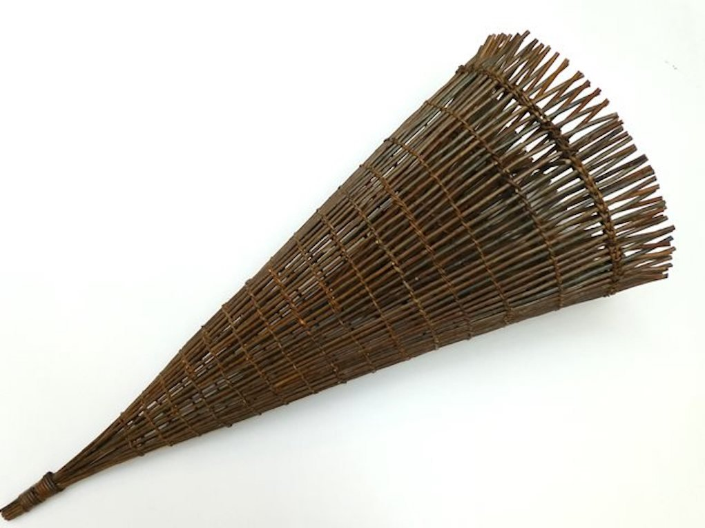 National Museum of Ireland online collection Fish Trap model
