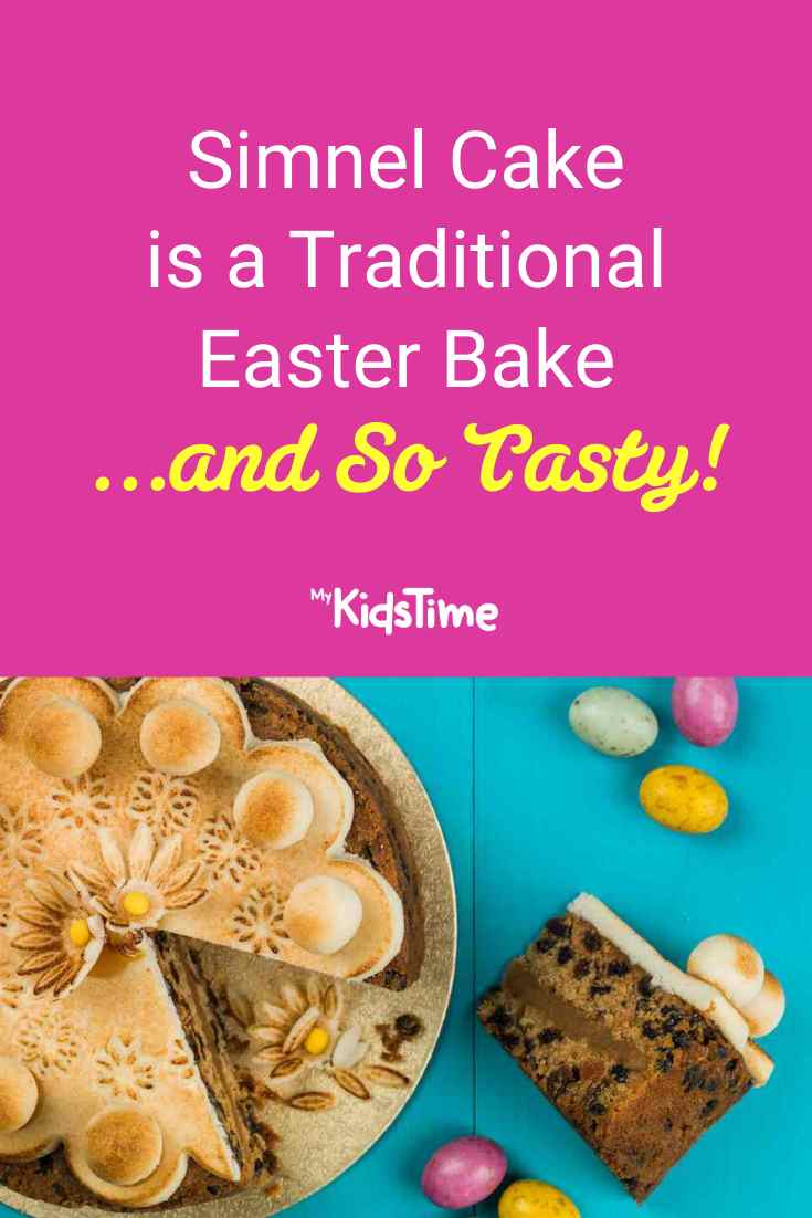 Simnel Cake is a Traditional Easter Bake – and So Tasty! - Mykidstime