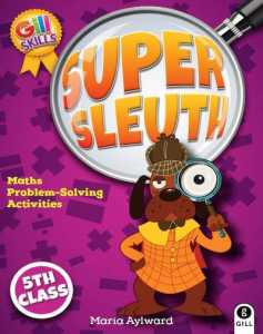 Super Sleuth Gill Books for maths websites