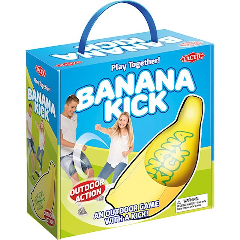 The Happy Puzzle Company Banana Kick Garden Games