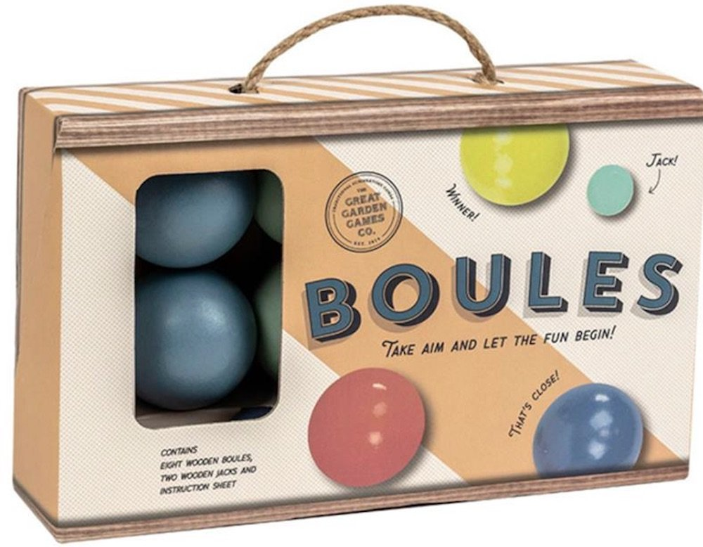 The Happy Puzzle Company Boules Garden Games