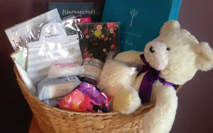 The Perfect Gift Basketsupporting down syndrome families in Ireland