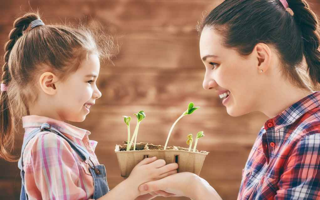 planting projects for kids