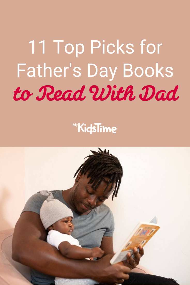 11 Top Picks for Father's Day Books to Read With Dad - Mykidstime