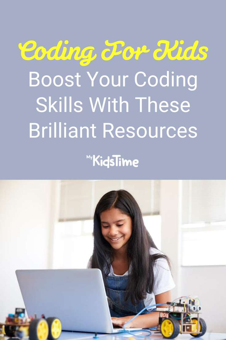 Coding for kids - Mykidstime