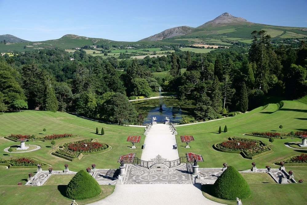 things to do in Wicklow with kids Powerscourt Gardens