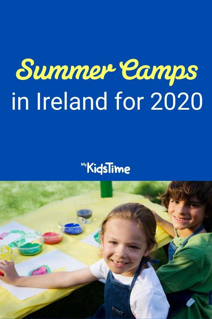 Summer Camps in Ireland for 2020