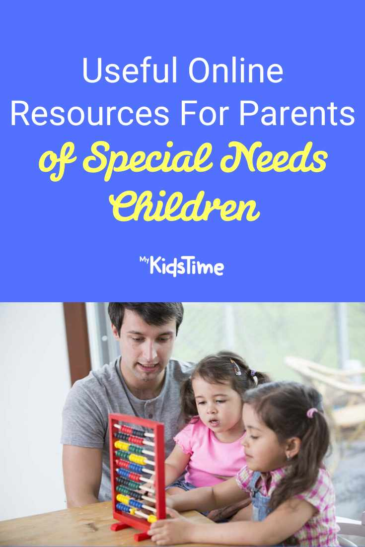 Useful Online Resources For Parents Of Special Needs Children