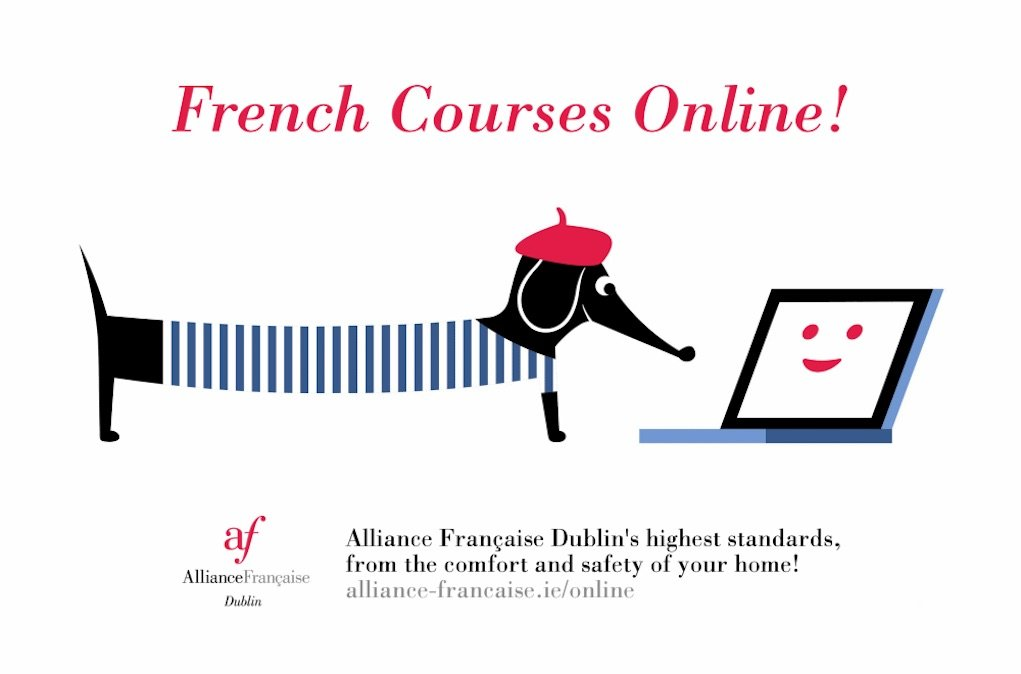 Alliance Francaise online learning things to do this month What's On