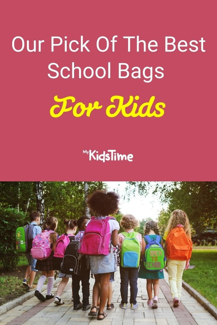 Out pick of the best school bags for kids