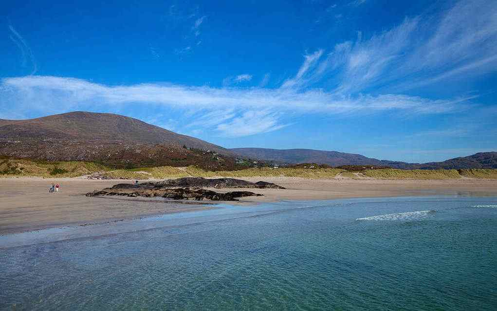 Blue Flag beaches in Kerry