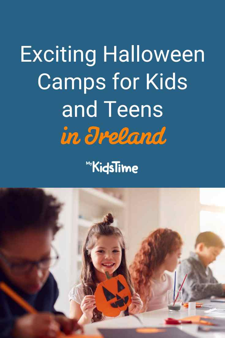 Exciting Halloween Camps for Kids and Teens in Ireland - Mykidstime
