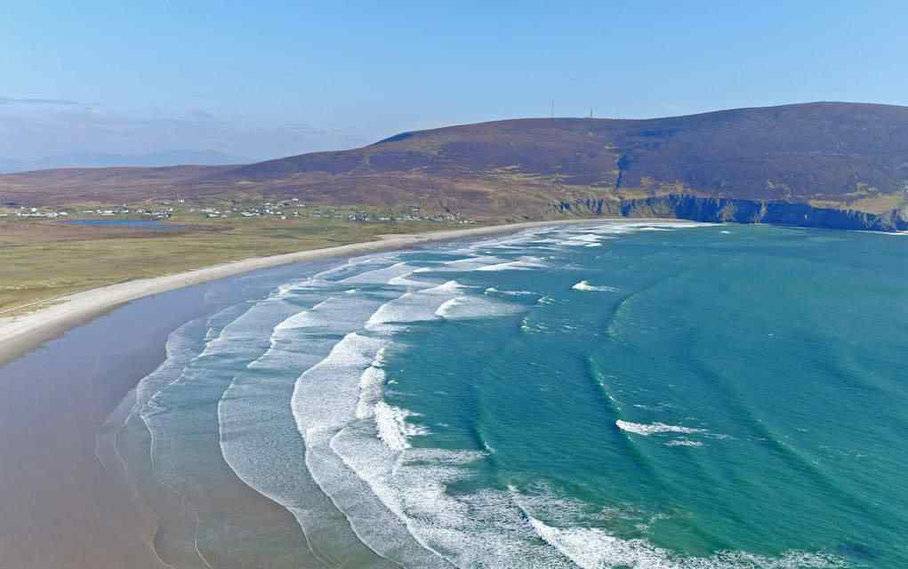 Blue Flag Beaches in Mayo