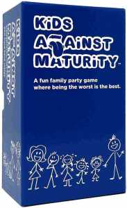 Kids Against Maturity game