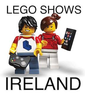 Lego Shows Ireland what's on this month Things to do with kids in Ireland
