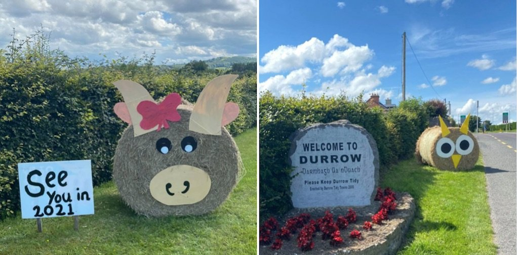 durrow scarecrow festival fair day for 2020 things to do
