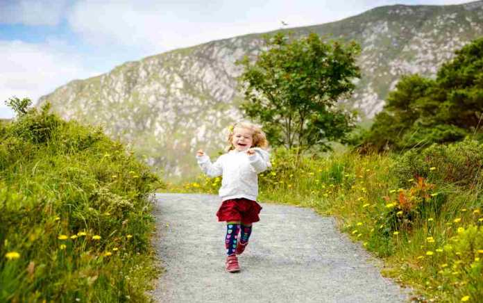 outdoor places in Ireland to take the kids to