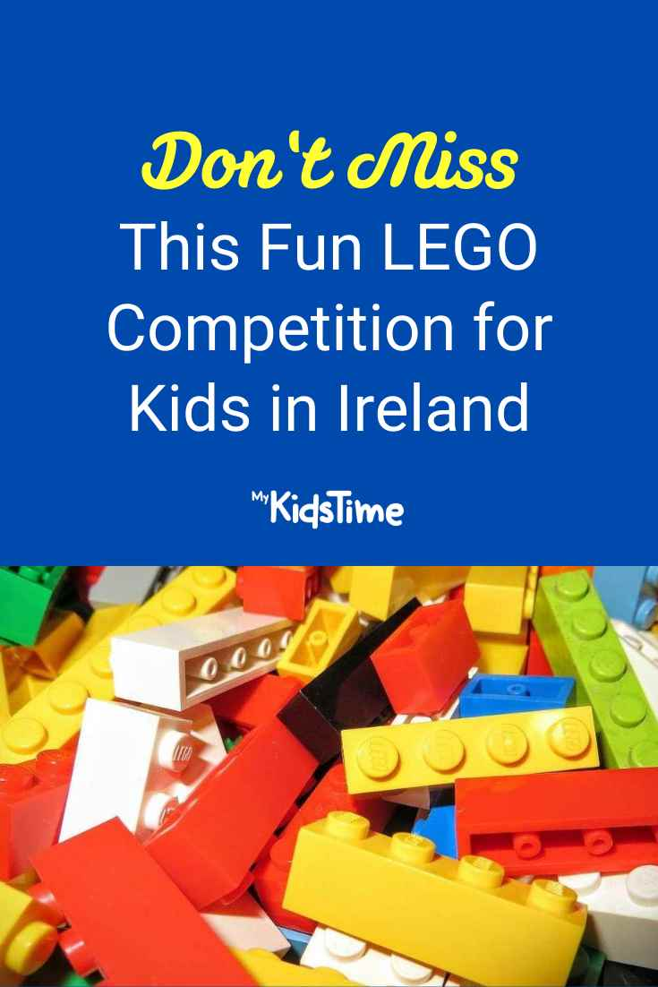 Heritage Council LEGO competition