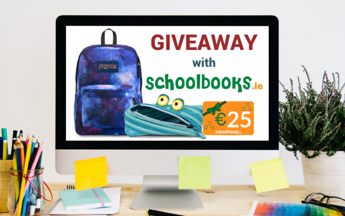 Schoolbooks.ie Bag Competition