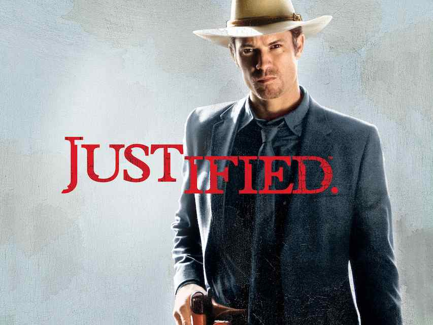 Justified series for MKT recommends