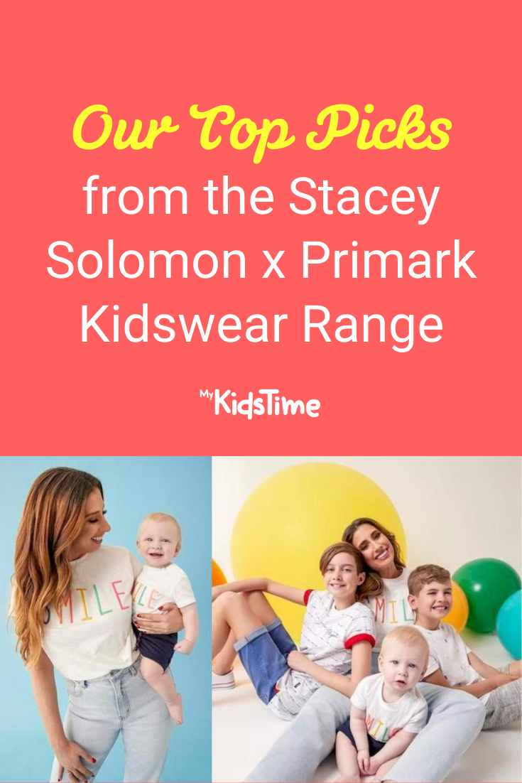 Our Top Picks from the New Stacey Solomon Primark Kidswear Range - Mykidstime
