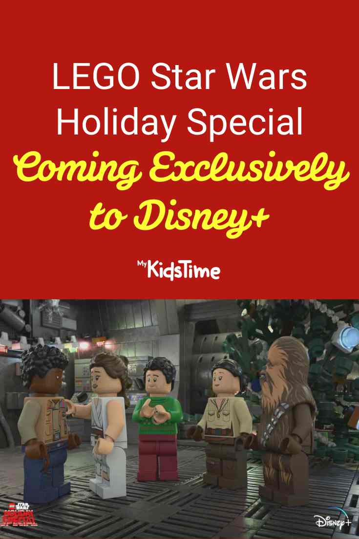 LEGO Star Wars Holiday Special Coming Exclusively to Disney+ in November - Mykidstime