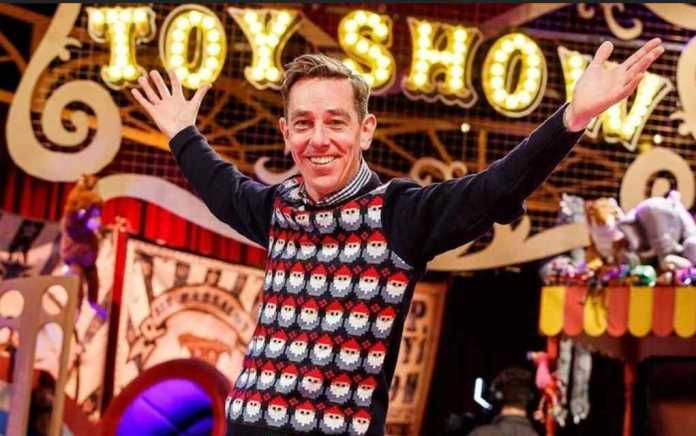 Apply to be on the Late Late Toy Show