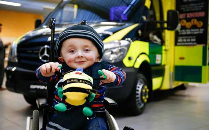 The Saoirse Foundation BUMBLEance