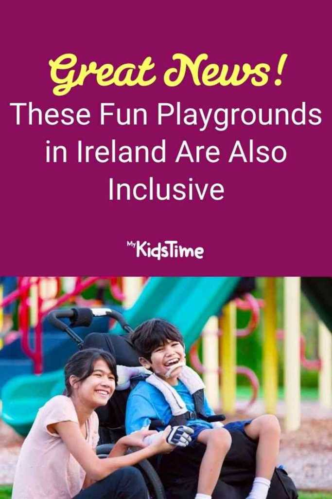 These Fun Playgrounds in Ireland Are Also Inclusive
