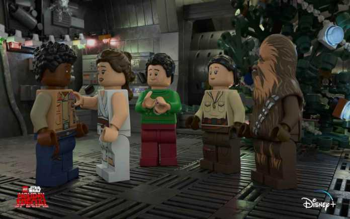 lego star wars disney plus november 2020