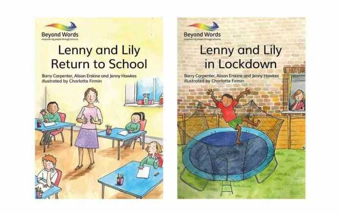 lenny and lily books helping kids going back to school