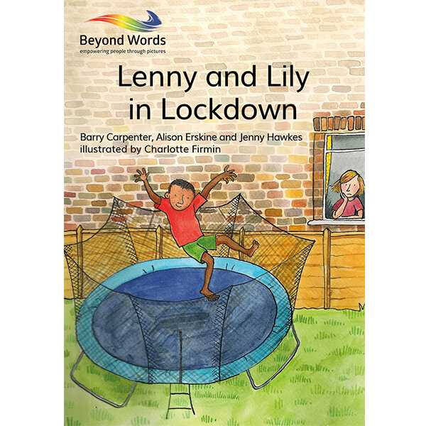 lenny and lily in lockdown