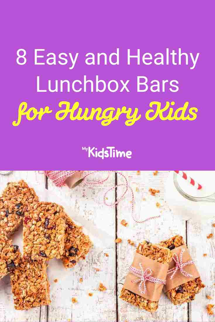 8 Easy and Healthy Lunchbox Bars for Hungry Kids - Mykidstime