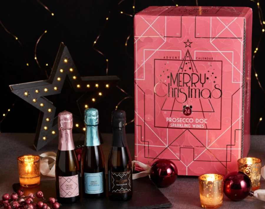Aldi Prosecco Advent Calendar