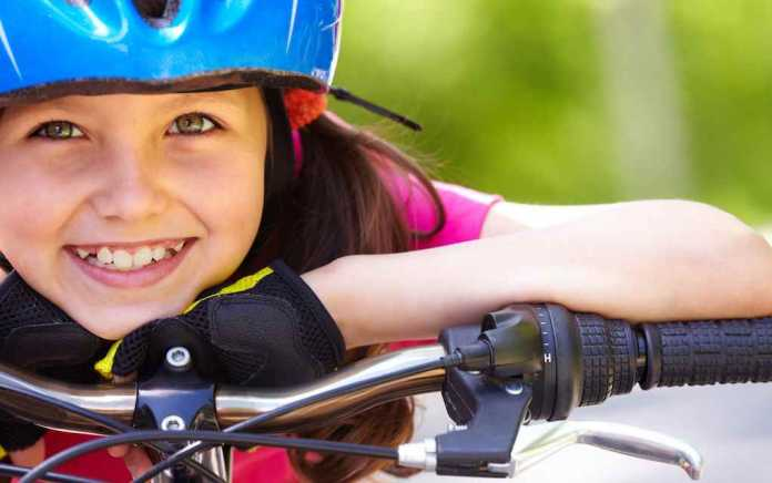 Bike helmet safety for kids (1)