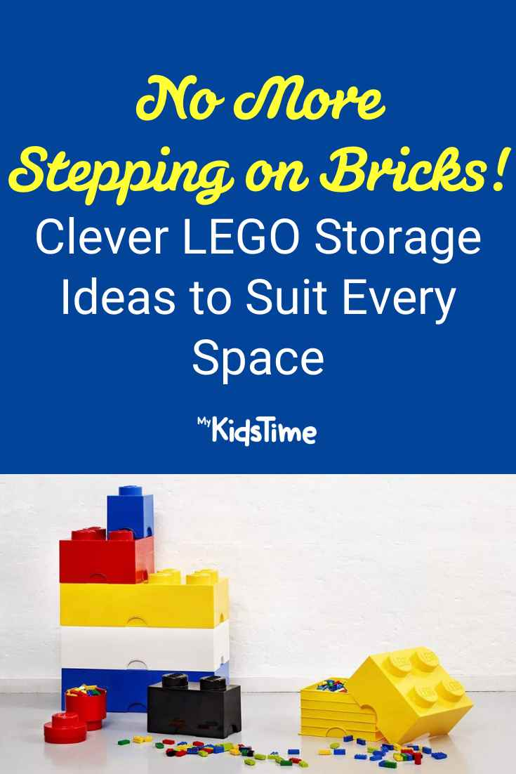 Clever LEGO Storage Ideas to Suit Every Space – No More Stepping on Bricks!