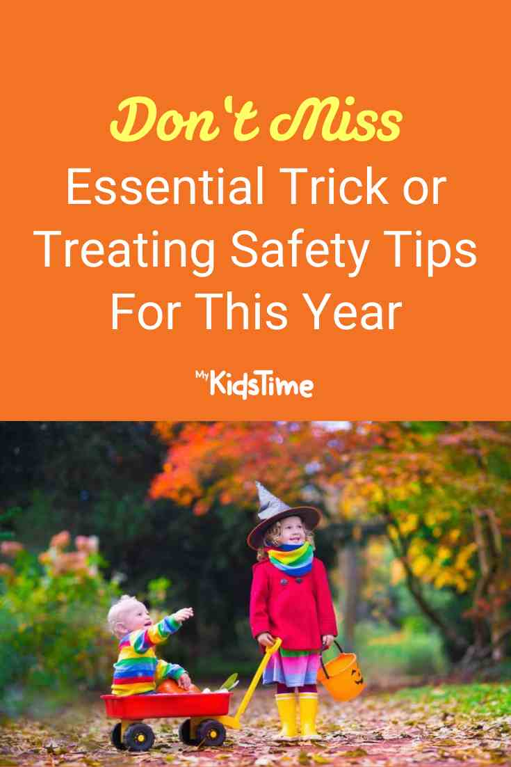 Don't Miss These Trick or Treating Safety Tips This Year