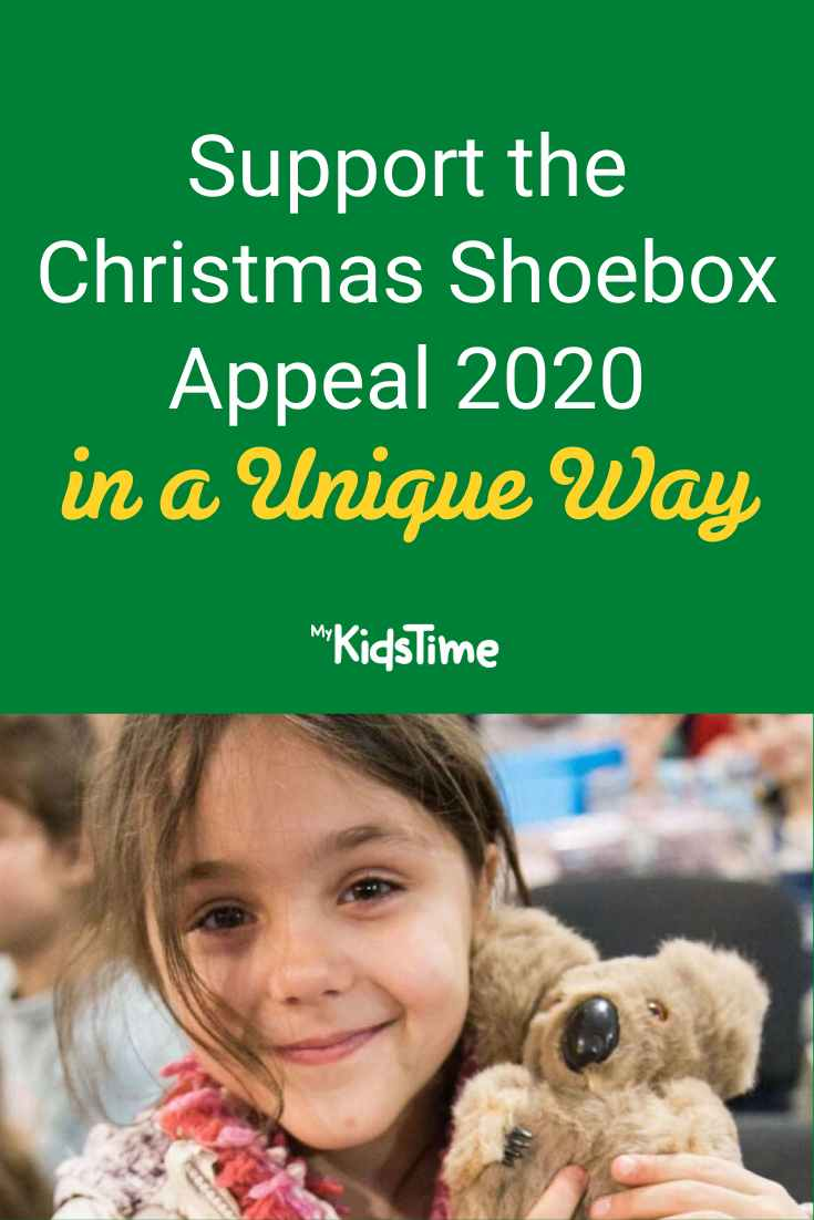 How You Can Help Support The Christmas Shoebox Appeal 2020 - Mykidstime