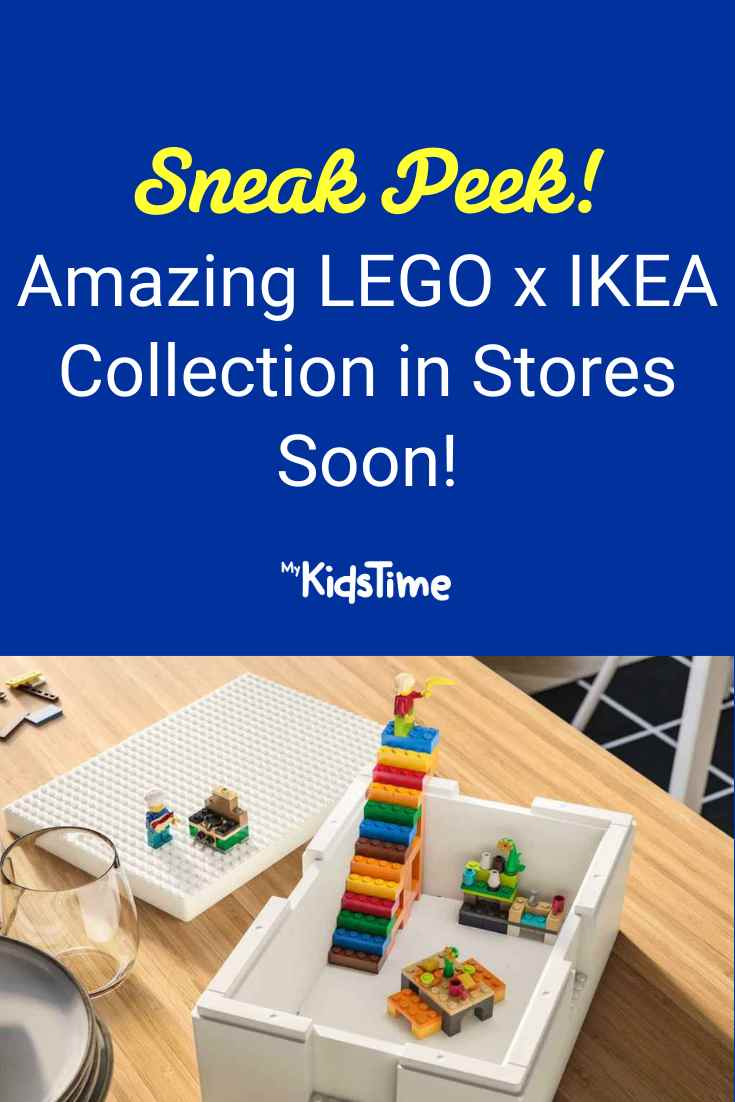 LEGO x IKEA_ An Amazing LEGO Collection Arrives Soon at IKEA Stores! - Mykidstime