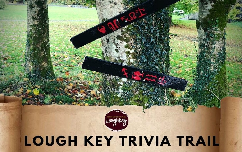 Lough Key Trivia Trail things to do, what's on Ireland