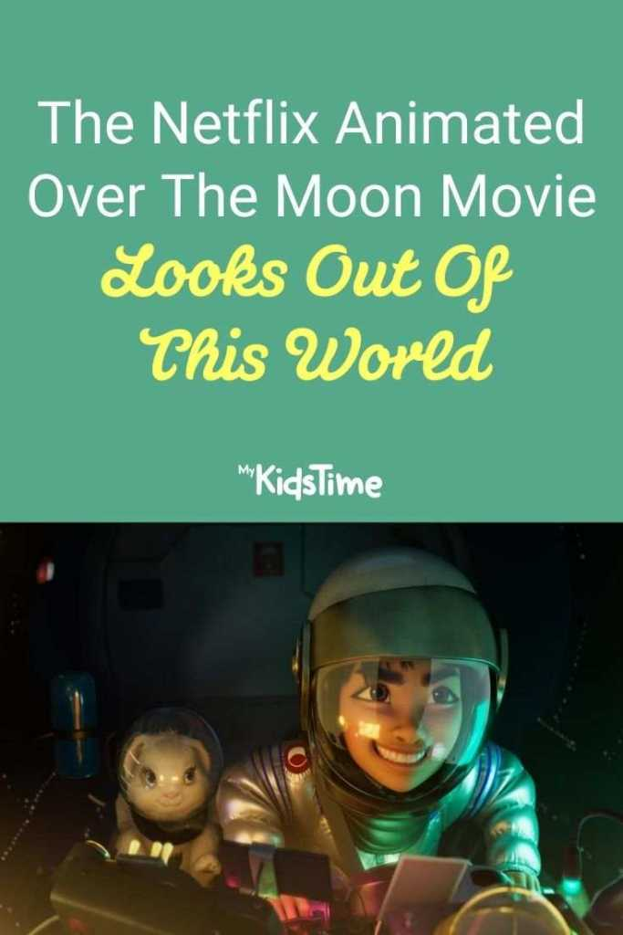 The Netflix Animated Over The Moon Movie Looks Out Of This World