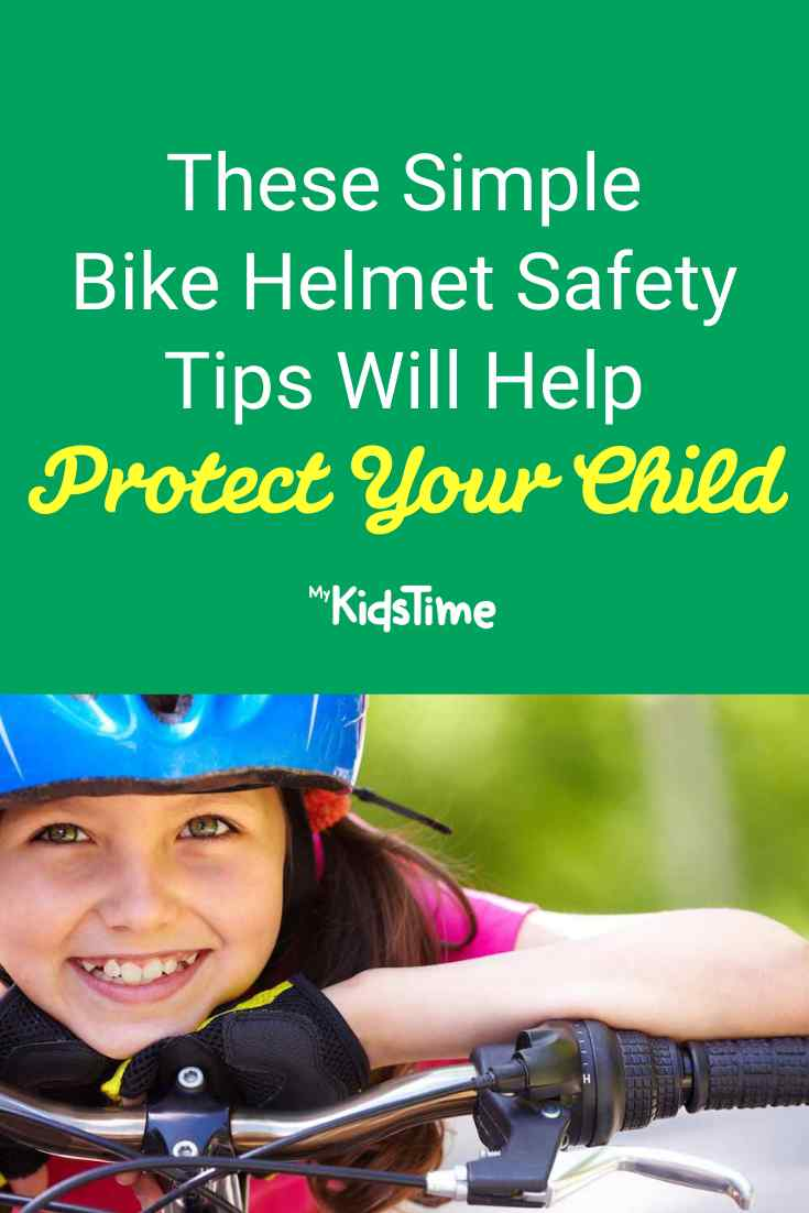 These Simple Bike Helmet Safety Tips Will Help Protect Your Child - Mykidstime