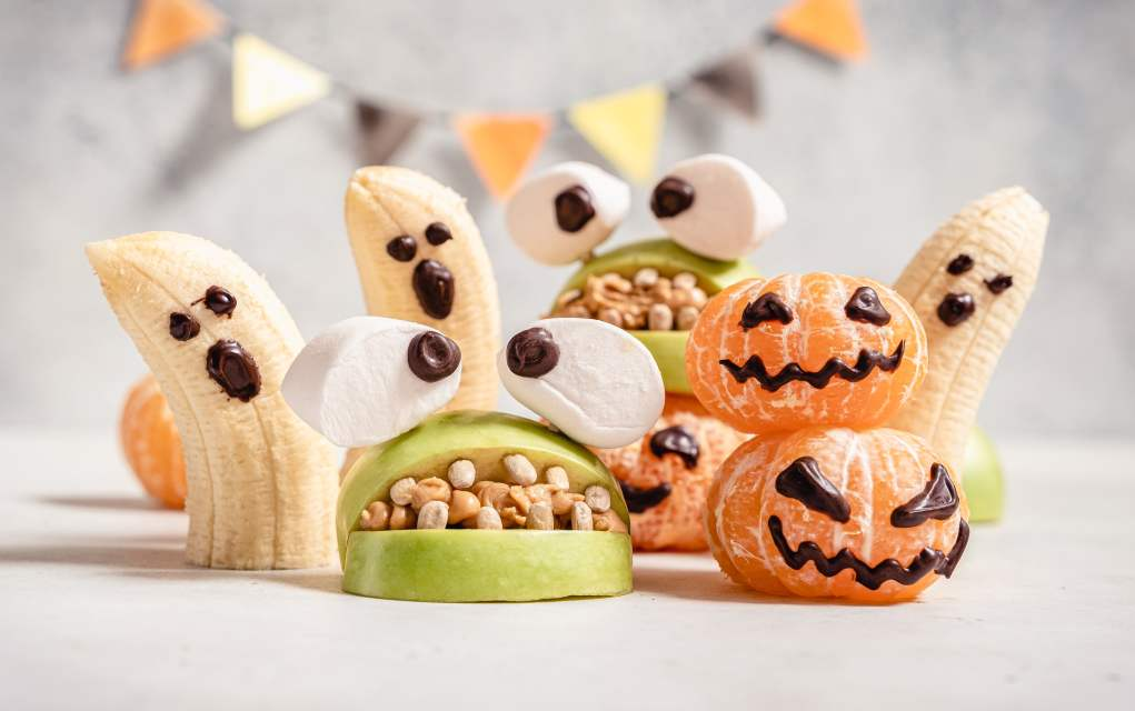 fun and quirky halloween treats