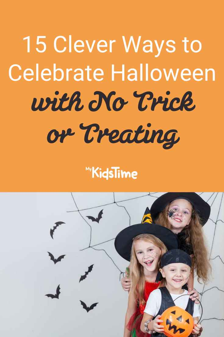 15 Clever Ways to Celebrate Halloween With No Trick-or-Treating - Mykidstime
