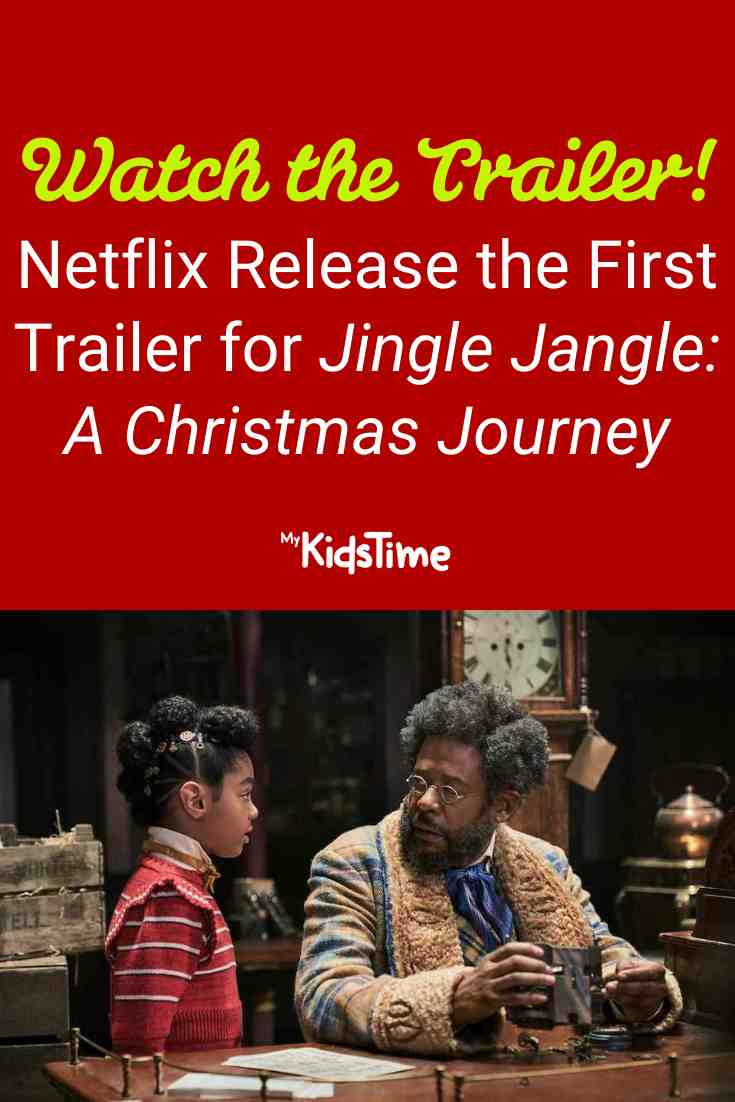 Get Ready for the Spectacle of Jingle Jangle_ A Christmas Journey! - Mykidstime